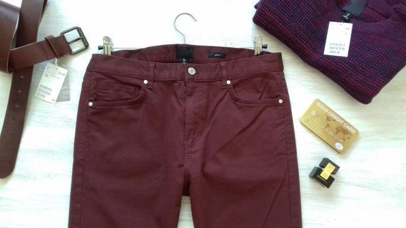 Новые джинсы h&m - Фото 4