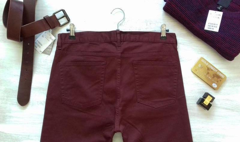 Новые джинсы h&m - Фото 5