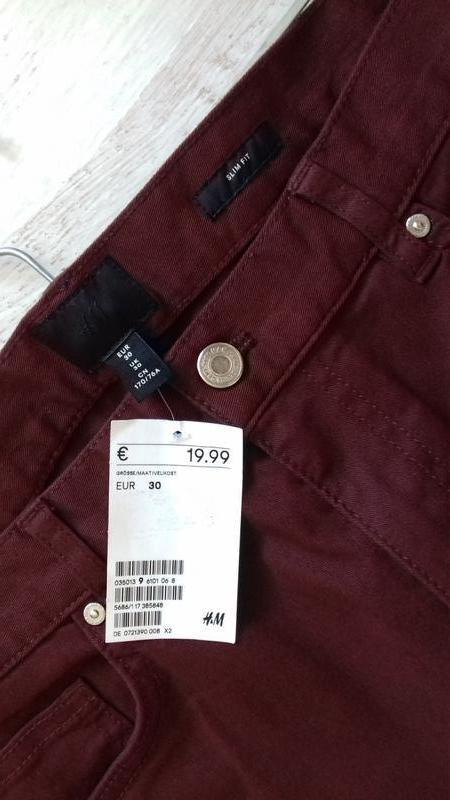 Новые джинсы h&m - Фото 6