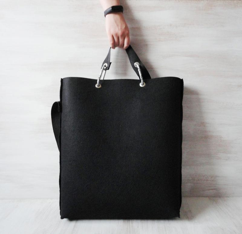 Большая и лёгкая сумка