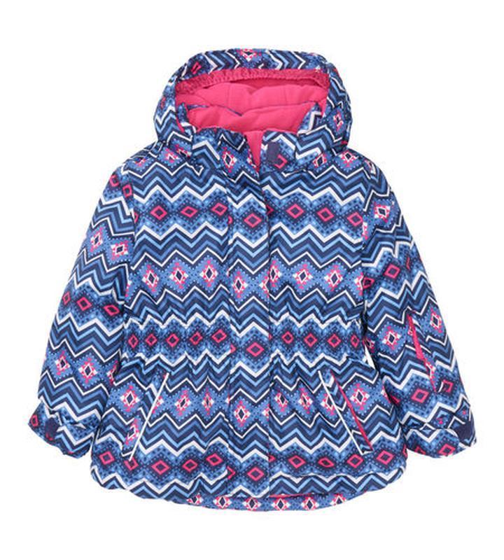 Зимняя куртка на девочку kiki&koko
