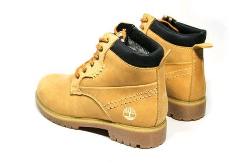 Зимние ботинки (на меху) женские Timberland