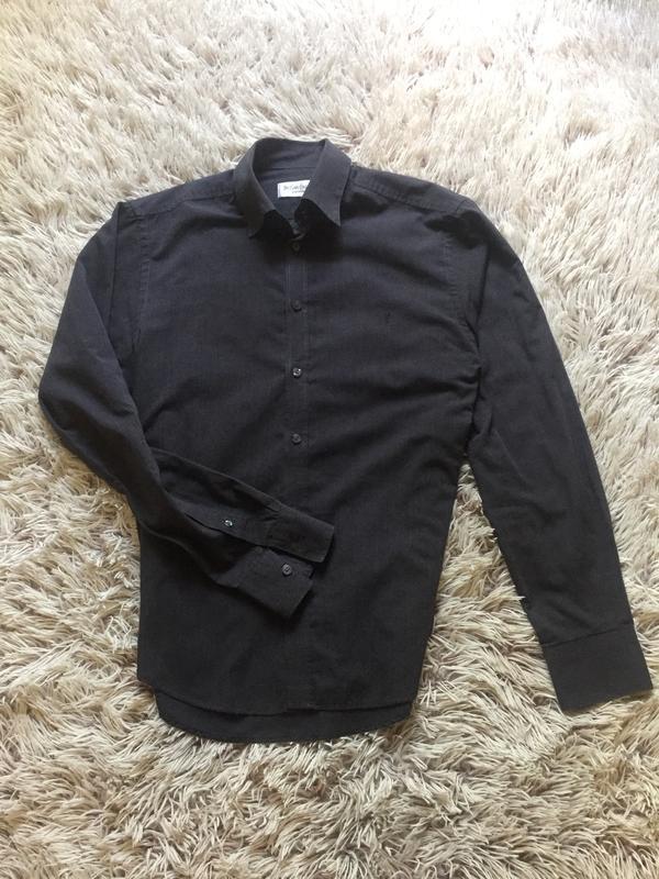 Мужская рубашка yves saint laurent