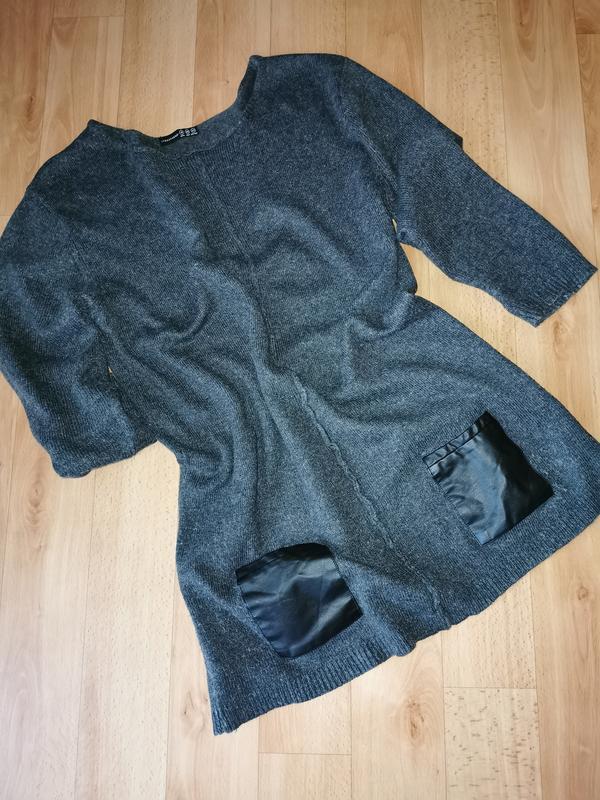 Трикотажная платье, туника