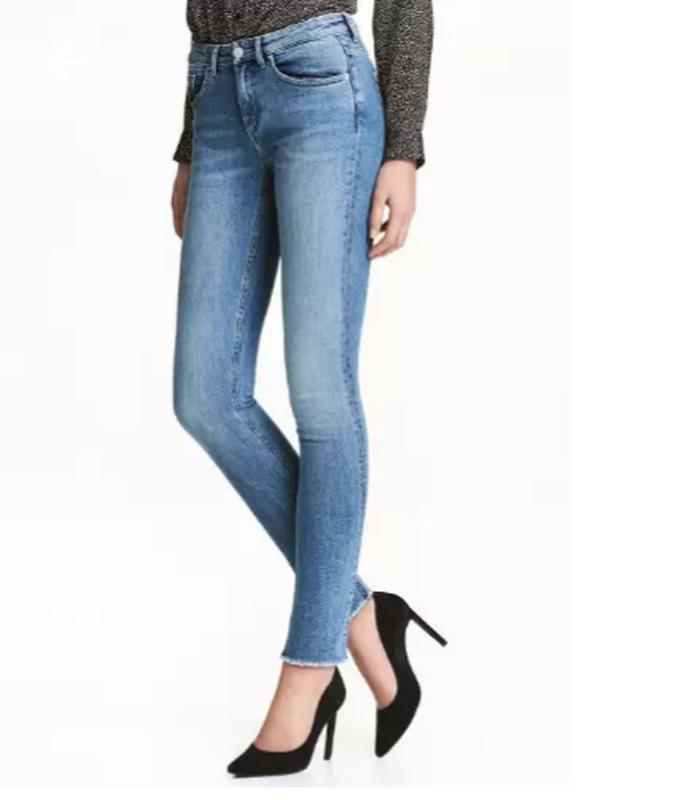 H&m conscious джинсы, штаны обтягивающие, зауженные скинни, sl...