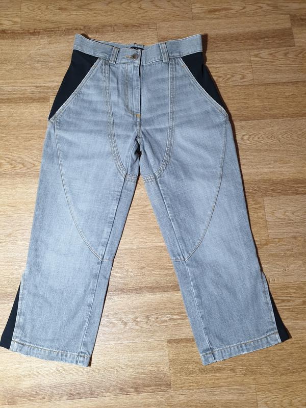 Dolce gabbana капри бриджи джинсы