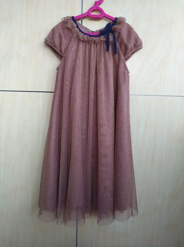 Нарядное платье lili caufrette