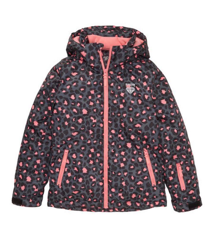 Зимняя куртка на девочку y.f.k