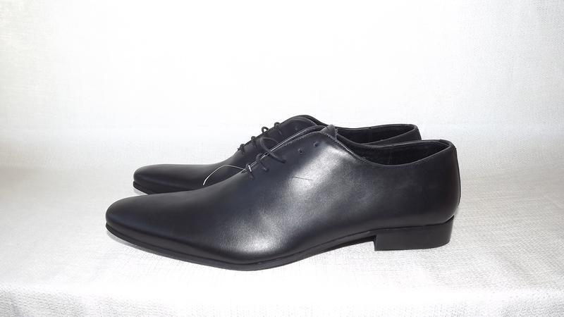 Туфли кожаные 44 размер 31,5 см edwin wollace