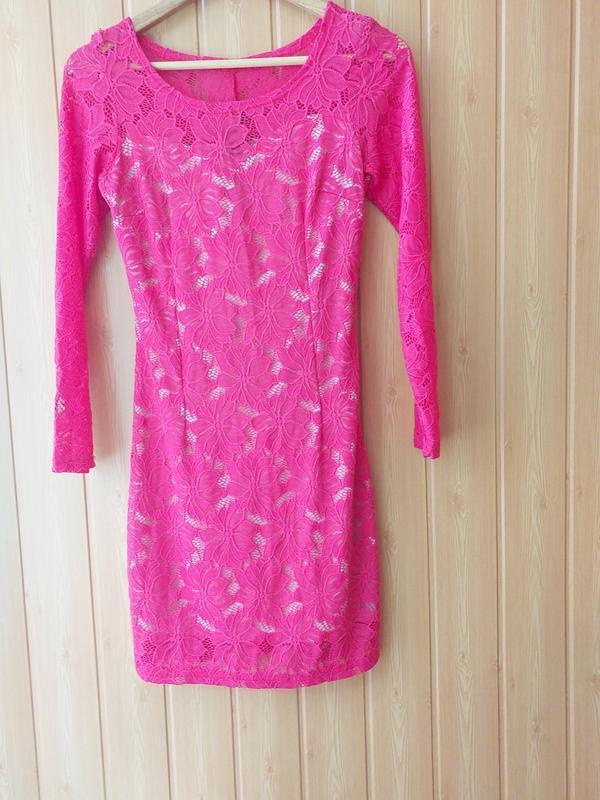 Платье вечернее нарядное 38-40 размер