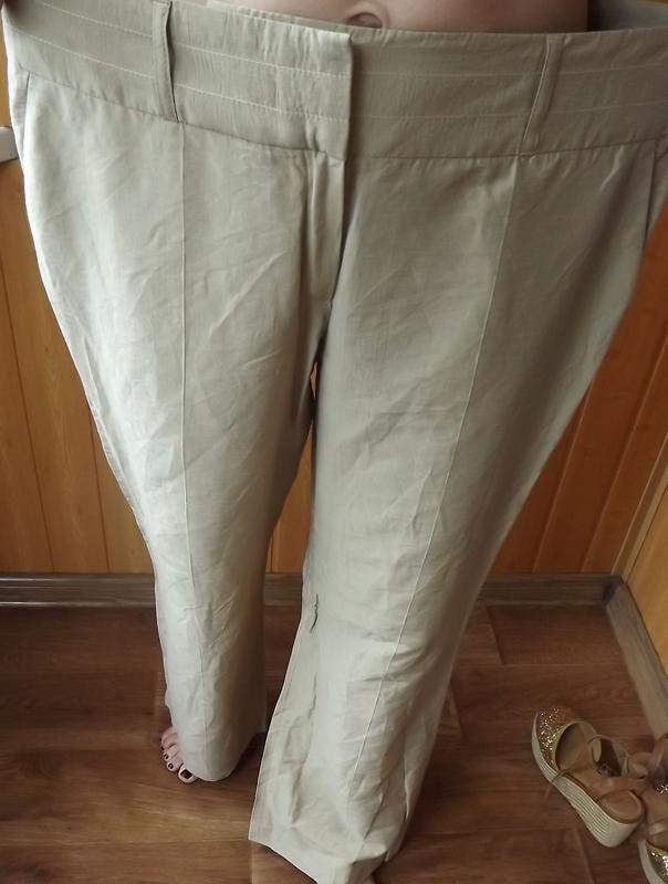 Летние брюки s. oliver 48 размер.
