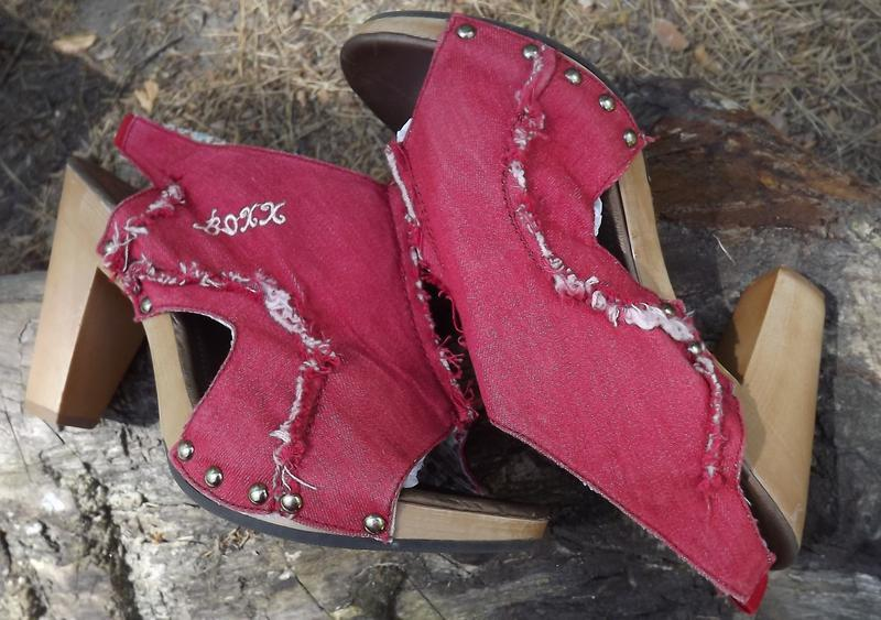 Сабо, босоножки red boxx, германия 38, 39, 40 р.