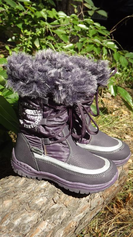 Сапоги термо зима woolf австрия 28,29 размер