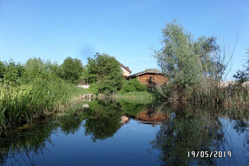 Доглянута земельна ділянка з озерцем в с.Романків - Фото 3