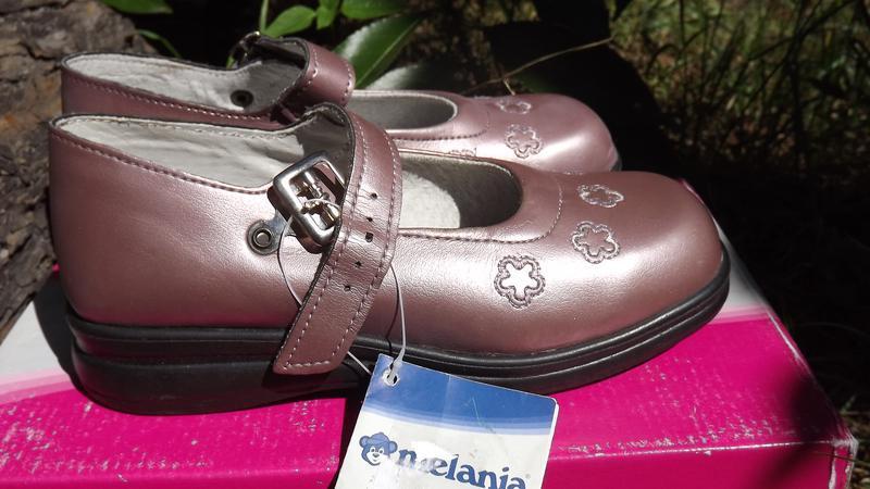 Туфли кожа внутри melania италия 28,30 размер
