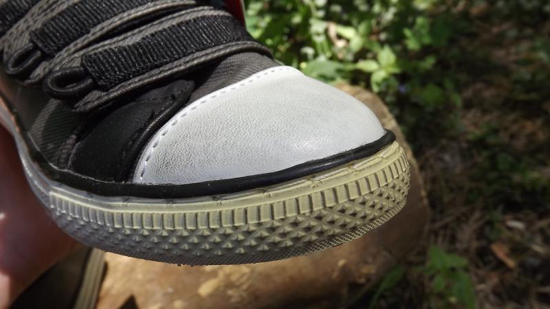 Кеды на лепучках для мальчика кожаная стелька 30 р. - Фото 5