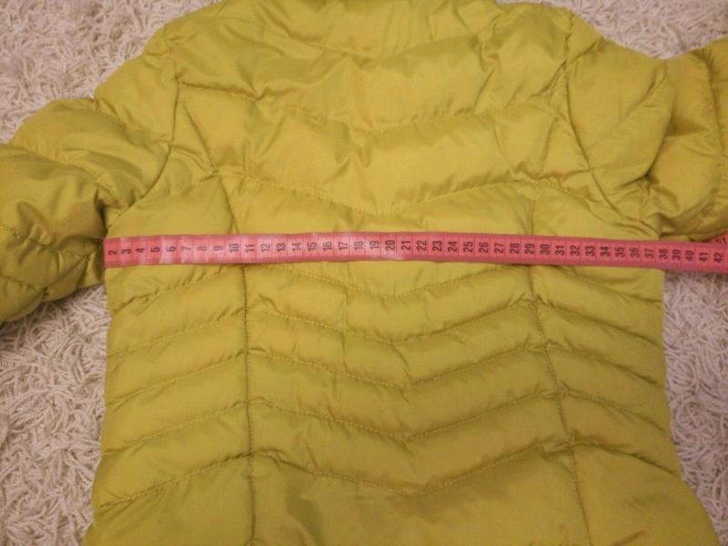 Зимняя куртка для девочки - Фото 7