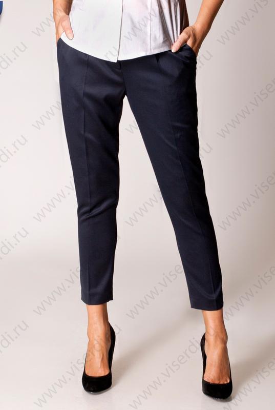Новые ♥️😎♥️ хлопковые укорочённые брюки h&m.