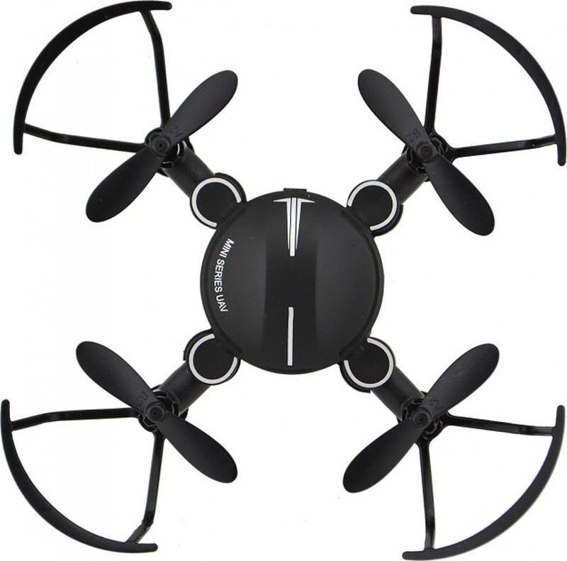 Квадрокоптер Explorer 419 mini складной с WiFi камерой | Дрон - Фото 3