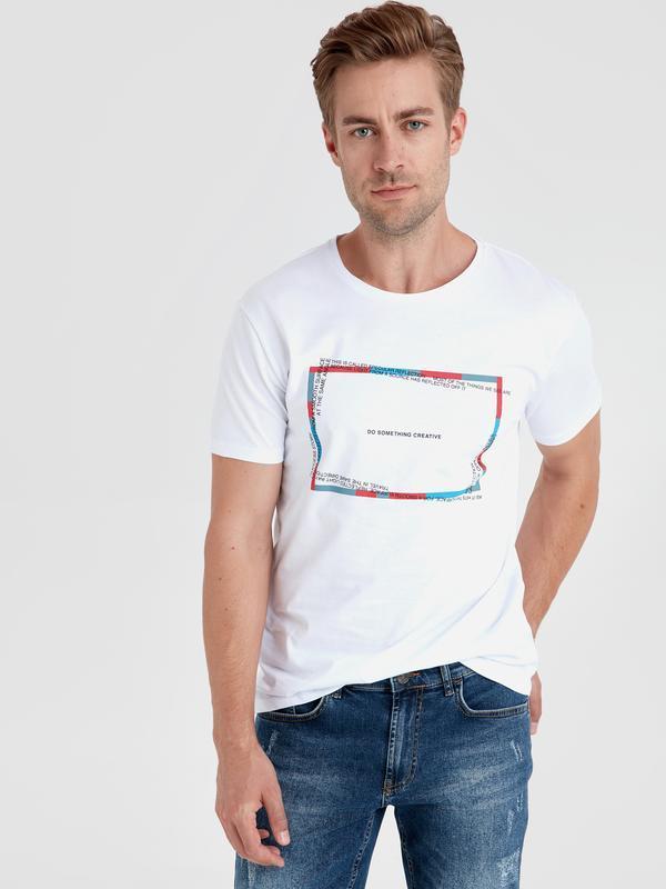 16-157 lcw чоловіча футболка мужская турецкий бренд lc waikiki...