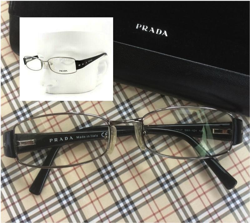Prada очки оригинал made in italy