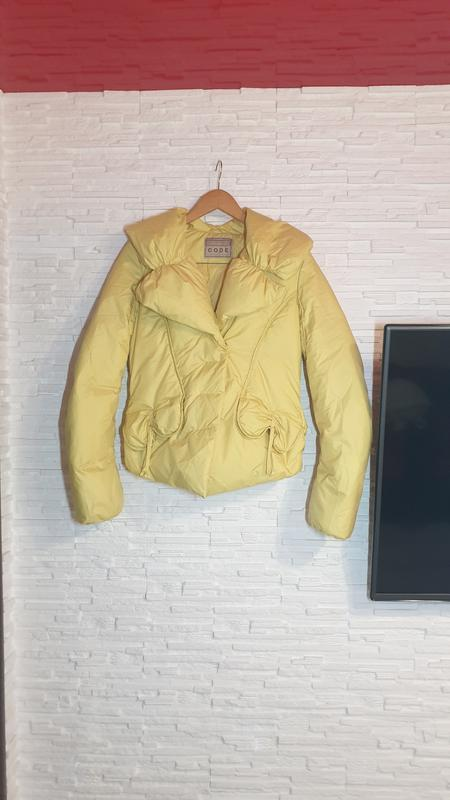 Яркая куртка пуховик sportmax code max mara