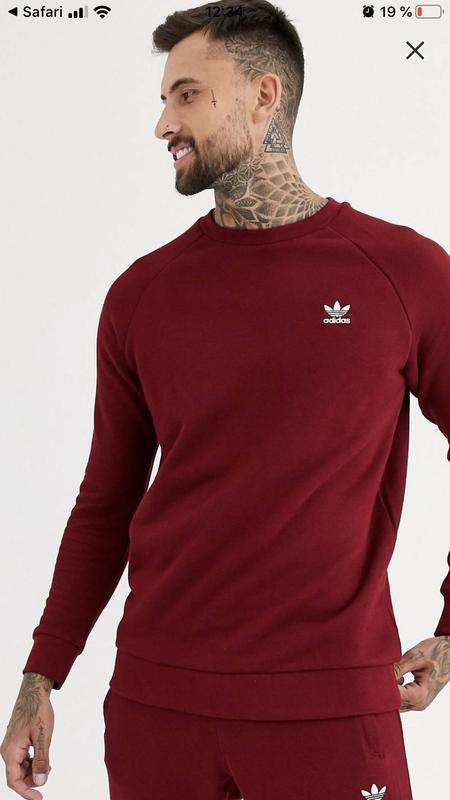 Adidas originals sweatshirts