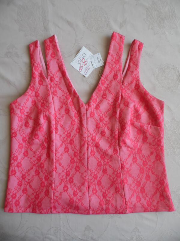 Блуза лето definitions размер 16 – идет на 50-52.
