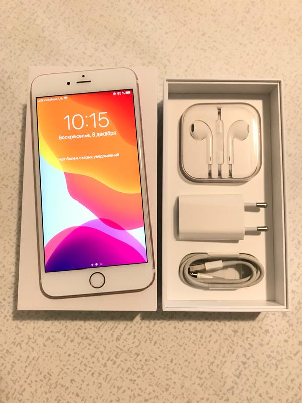 iPhone 6s Plus 16 Gb Rose Gold UA