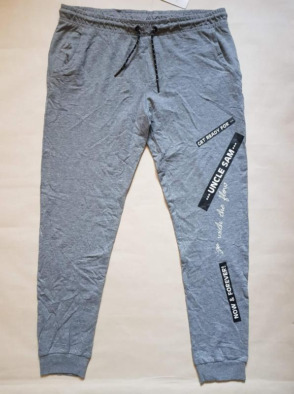 Спортивные штаны uncle sam. размер l