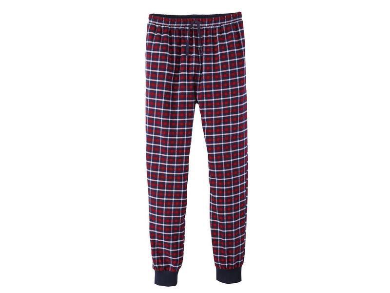 Фланелевые штаны livergy. размер xl