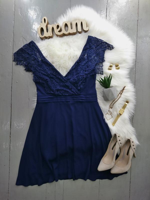 Нарядное коктейльное платье #5max