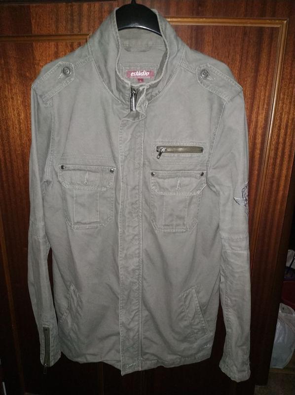 Куртка, пиджак джинсовый