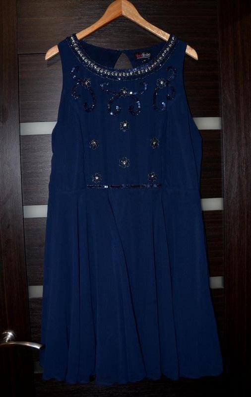 Вечернее платье, большой размер
