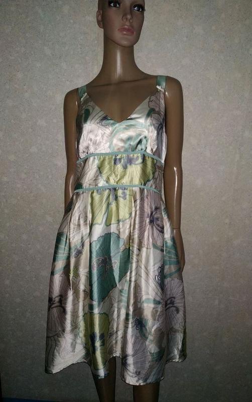 Обалденное легкое платье, сарафан