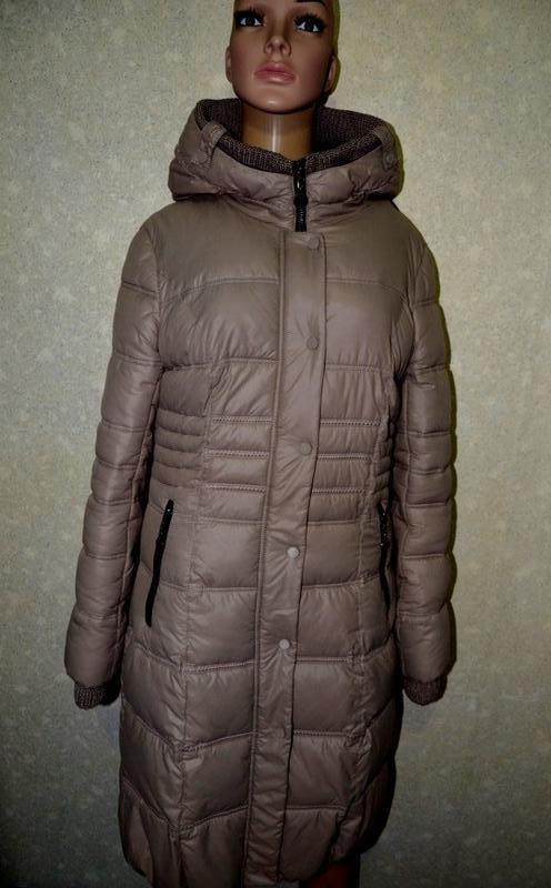Пуховик, пальто, куртка очень теплая