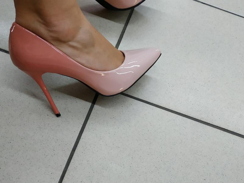 Шикарные туфли лодочки, на выпускной, торжество - Фото 3