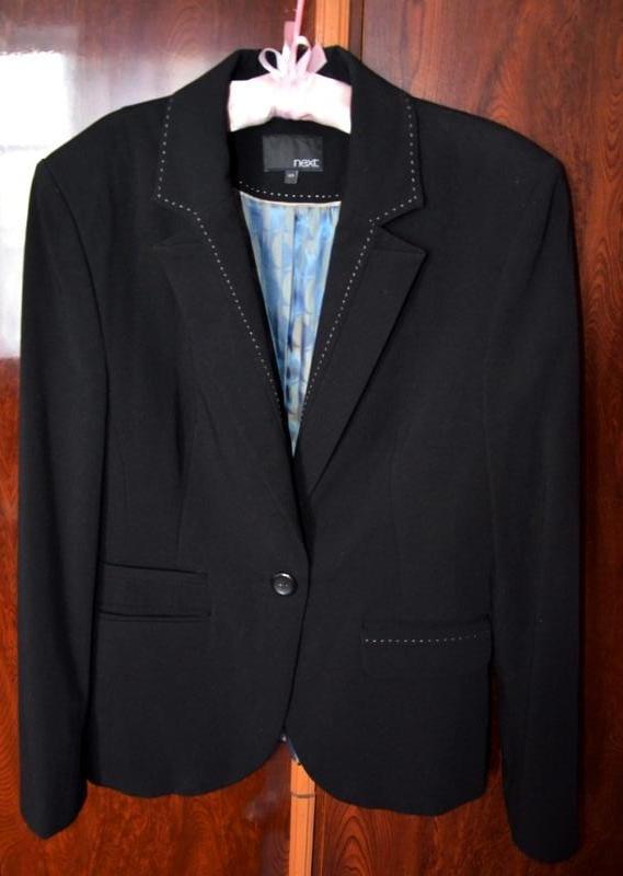 Базовый пиджак, жакет