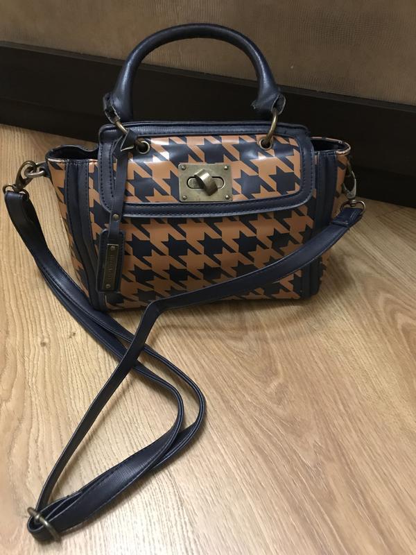 Брендовая сумка bulaggi, кроссбоди