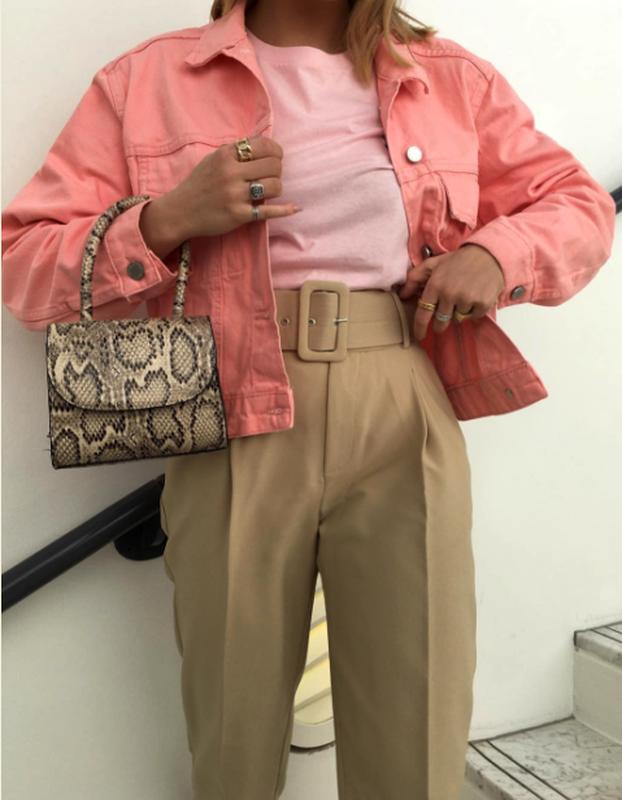 Джинсовая куртка, джинсовый пиджак