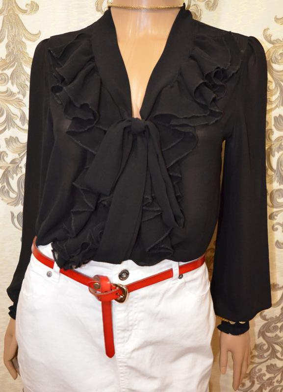 Шифоновая блуза, рубашка