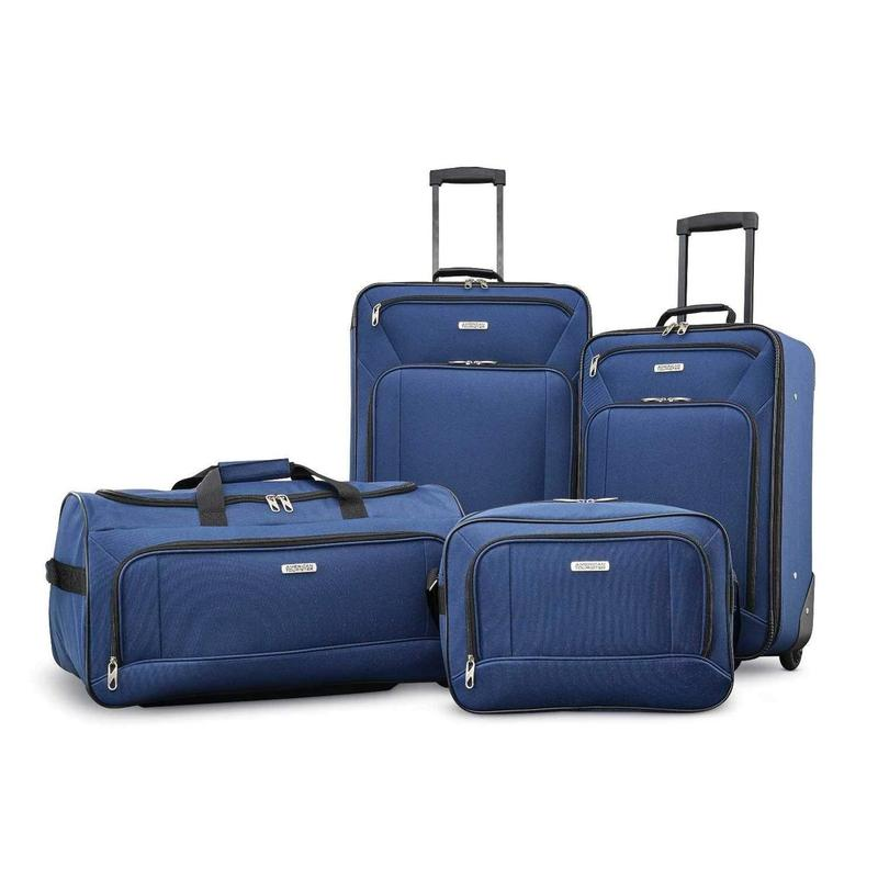 Набор чемоданов Amtrican Tourister Samsonite 3в1