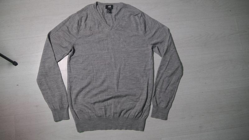 Мужской свитер от h&m + подарок