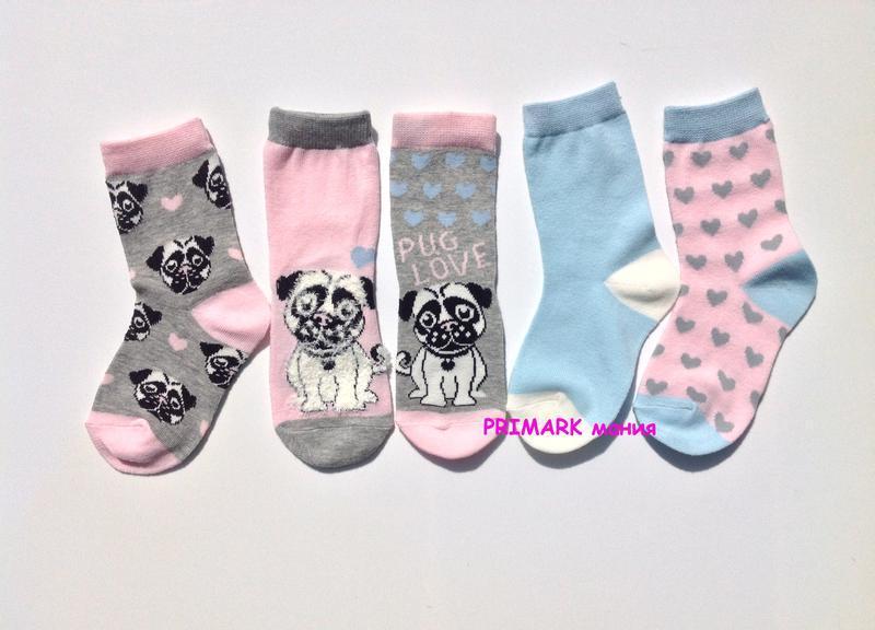 Носки для девочки primark
