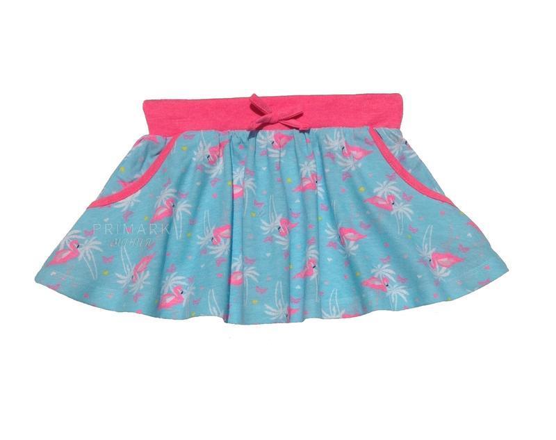 Sale. летняя юбка (1.5-8 лет) primark