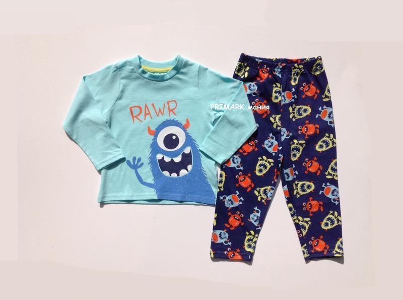 Трикотажная пижама для мальчика (1.5-8 лет) primark