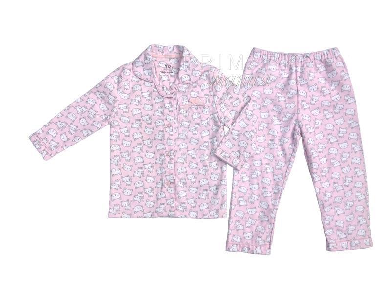Байковая пижама для девочки (104,110 см) primark