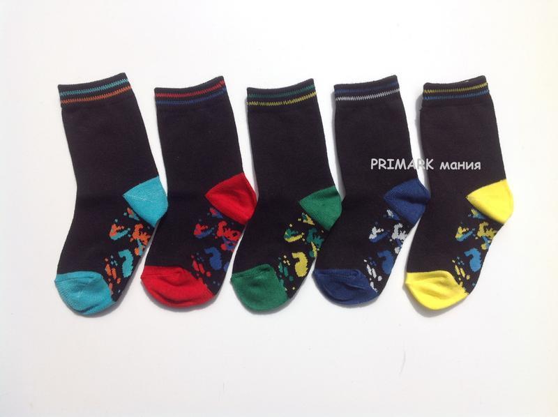 Носки для мальчика 23-26 primark