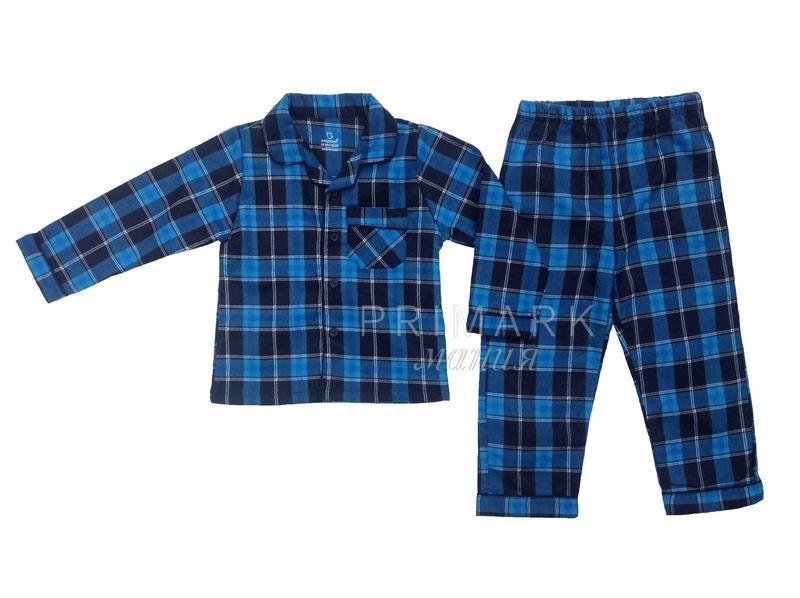 Байковая пижама для мальчика (98 см) primark