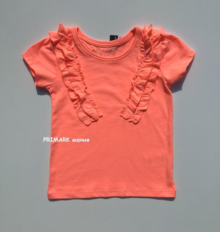 Футболка для девочки (2-8 лет) primark